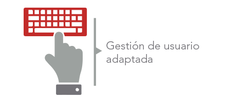 Gestion de usuario adaptada